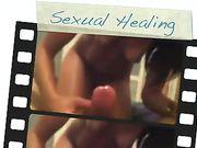 Porno oral et éjaculation dans sa bouche